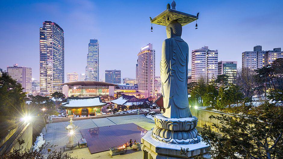Comment préparer son voyage en Corée du Sud ?